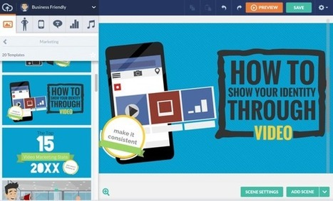 6 Video Tools to Ignite Your Social Marketing  | Content Marketing & Content Strategy | Scoop.it