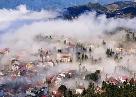 Sapa romantic & mysterious town for tourists | vietnam visa arrival for Indians | Scoop.it
