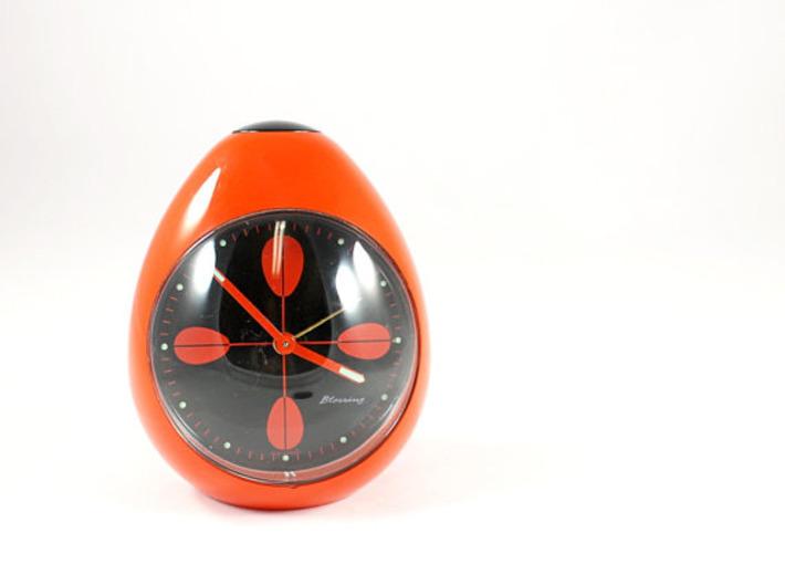 Vintage Retro Egg Shaped Alarm Clock | Kitsch | Scoop.it