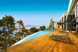 Chalet Pollensa: Exclusiva villa equipada con ultima tecnología, con vistas al mar en Formentor, Pollensa. Primera línea de mar. | Viviendas de lujo | Scoop.it