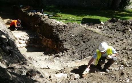 Valenton : fouilles archéologiques près du château - Le Parisien   Histoire et Archéologie en Ile-de-France   Scoop.it