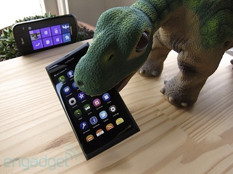 Jolla promises MeeGo will live on, plans new smartphone to reward the faithful   Mobile   Scoop.it