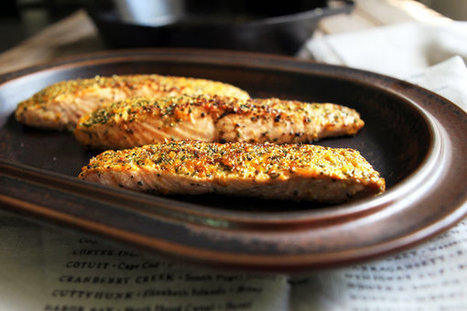 Mark Bittman's Provençal Salmon Recipe | good looking recipes | Scoop.it