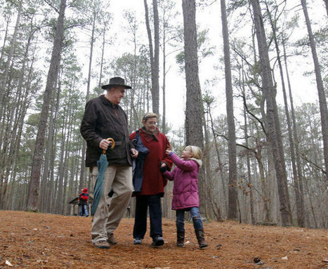 RALEIGH: NC state parks offer New Year's Day hikes | Health & Wellness | NewsObserver.com | Knives, Survival, Bushcraft, and Hunting | Scoop.it