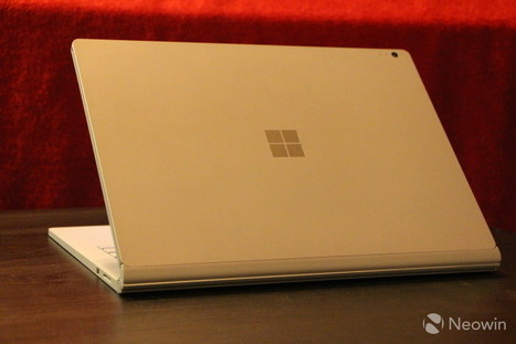Surface Book: First impressions of Microsoft's first laptop | Windows 8 - CompuSpace | Scoop.it