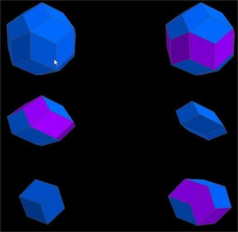 Le monde des polyèdres | moroplogo | Scoop.it