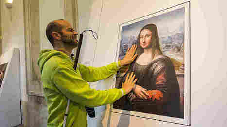 Do Touch The Artwork At Prado's Exhibit For The Blind | Museum, Interaction and Technology | Scoop.it