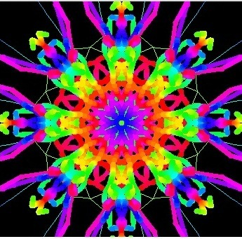 Kaleidoscope Painter | Fun with Art | Scoop.it