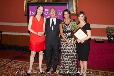 Nabila Ramdani, la première journaliste d'origine algérienne récompensée par The International Media Awards 2013 | Les médias face à leur destin | Scoop.it