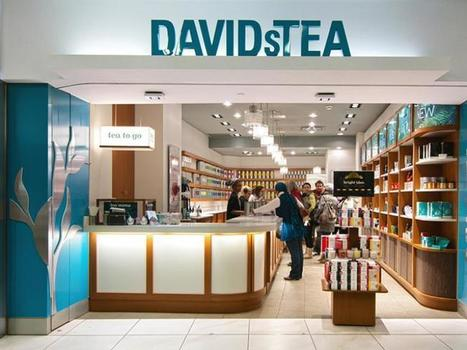 David's Tea files for IPO; sees potential for 300 U.S. stores | Chain Store Age | Tea and Coffee | Scoop.it