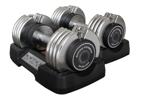 Buy Adjustable Dumbbells, Best adjustable Dumbbells Set Online | Adjustable Dumbbells for Workouts | Scoop.it