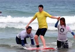 Surf lessons to treat depressed youth - New York Daily News   Los Angeles Youth   Scoop.it