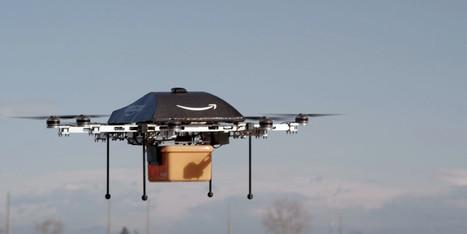 First Victim of Amazon Drones: The Credibility of CBS and 60 Minutes   UAV, UAS, Robotics   Scoop.it