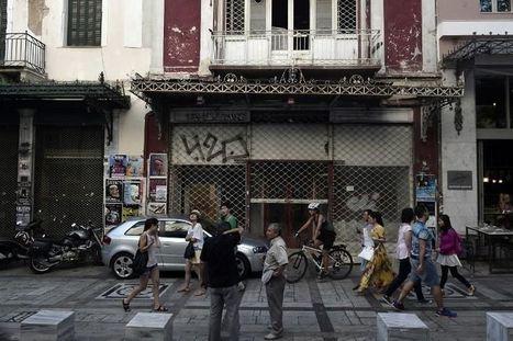 Grèce: 817 euros nets, salaire moyen en 2013 | Politique salariale et motivation | Scoop.it