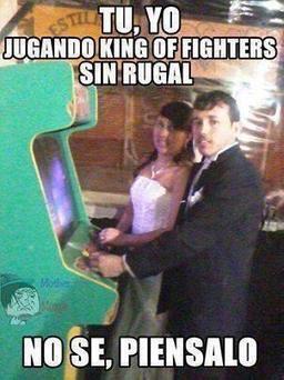 Twitter / AsiEsElAlumno: Tu, yo, jugando King of Fighters ... | The King of Fighters | Scoop.it