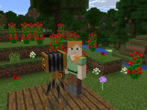 Microsoft releases free trial version of Minecraft Education Edition to teachers | ZDNet | EdTech Footenotes | Scoop.it