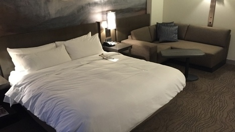 Business travellers blame millennials, slam Marriott Hotels for ditching in-room desks | Local World | Scoop.it