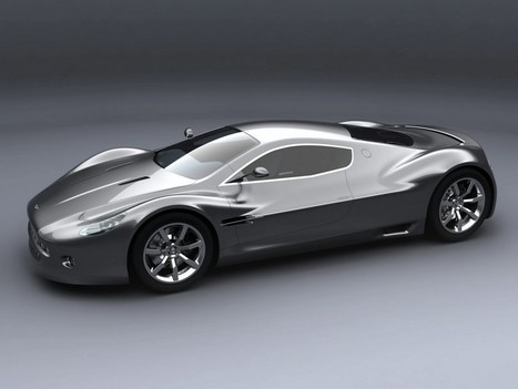 Aston Martin AMV10 - Hot Wheels: flashy but awesome cars | Import cars | Scoop.it