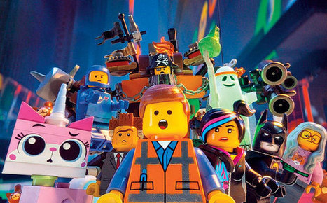 Box office report: 'Lego' three-peats at No. 1 with $31.5 million, '3 ... | All Things Random! | Scoop.it