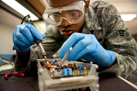 Air Force Asks Students to Solve Real-World Problems | Psychology of Consumer Behaviour | Scoop.it