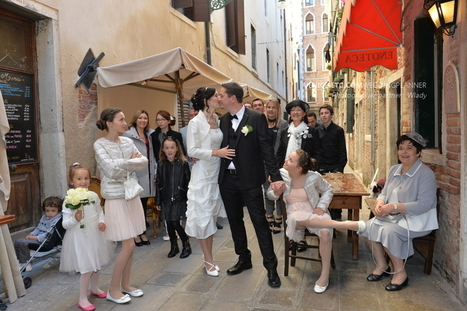 Une magnifique journée et soirée   Venice-etc   Mariage à l'Italienne   Scoop.it