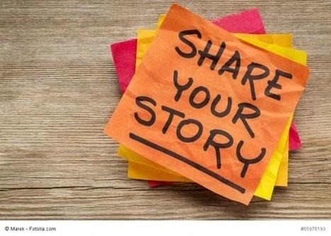Qual è la tua storia? 7 regole di storytelling per startup   Marketing, Web & Social Media   Scoop.it
