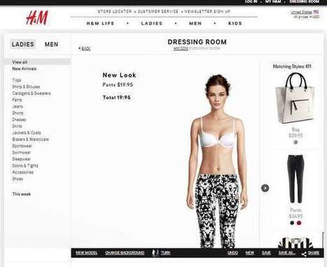 H&m and Ecommerce Sites Replacing Real People with Virtual Models | Virtual Model | Scoop.it