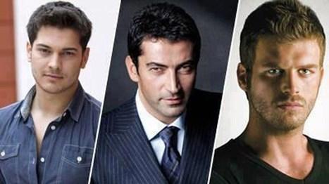 Ekranların en yakışıklı oyuncuları | Men and Masculinities | Scoop.it