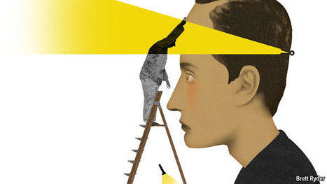Think different By Schumpeter | Enhancing & Understanding the Creative Process | Scoop.it
