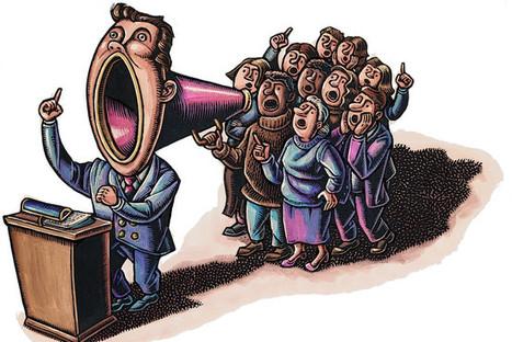 Los medios de comunicación, la democracia representativa y el espacio público | Candela Talavero | | Comunicación Política | Scoop.it