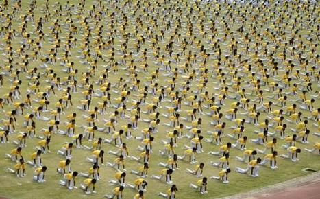 India's UN resolution on Yoga gets backing of about 130 countries | Yoga | Scoop.it