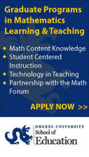 """The Math Forum @ Drexel University 