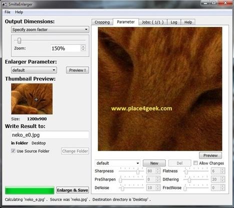 Un outil pour grossir une image sans perte de qualité | Trucs&Astuces : veille2.0 | Scoop.it