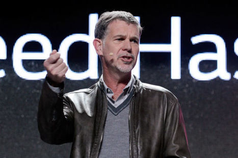 Netflix's Reed Hastings: Viewership Up 45 Percent to 12 Billion Hours | screen seriality | Scoop.it