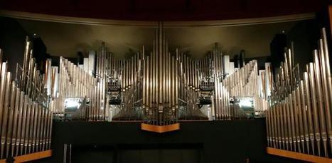 résurrection d'un Cavaillé-Coll   Anaclase   Revue de presse - Auditorium ONL au 6 décembre 2013   Scoop.it