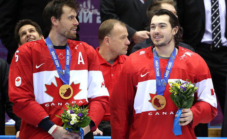 Canada's defense, puck-possession led to gold medal at 2014 Sochi Olympics | Everything Hockey | Scoop.it