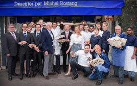 Les 20 ans du restaurant de poissons des Rostang | Gastronomie Française 2.0 | Scoop.it