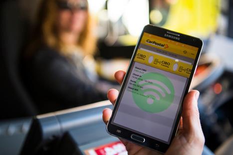 Plus besoin de billet, un smartphone suffit   eServices   Scoop.it