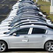 Le marché automobile de l'UE se redresse | Automobile | Scoop.it