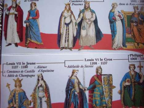 Flash Moda - La Moda en la Edad Media   Vida cotidiana en la Época Medieval   Scoop.it