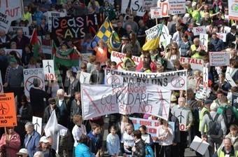 Irish Uprising: Thousands Flood Dublin to Protest Against the Great Wind Power Fraud | Landschaftsschutz-Ebersberger-Land | Scoop.it