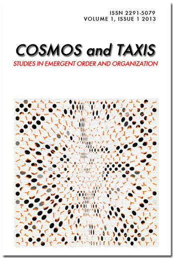 Cosmos & Taxis Journal - Simon Fraser University   Information, Complexity, Computation   Scoop.it