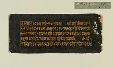 Cambridge : numérisation de manuscrits d'exception | Merveilles - Marvels | Scoop.it