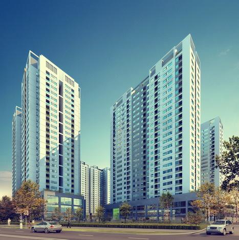 CHUNG CƯ CT2B-HHB TÂN TÂY ĐÔ - Siêu thị dự án bất động sản STDA   sản phẩm công nghệ   Scoop.it