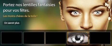 Découvrez nos lentilles couleur moins cheres sur notre site. | Lentille | Scoop.it