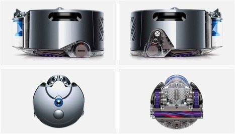 Dyson's 360 Eye Robo-Vacuum Arrives Late, and That is Totally Fine | AI, NBI, Robotics & Cybernetics & Android Stuff | Scoop.it