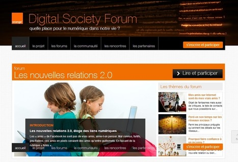 Passer des stratégies identitaires aux stratégies relationnelles « InternetActu.net | alumni network | Scoop.it