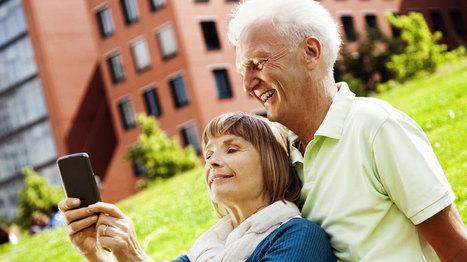 Les seniors ne se jettent pas sur les smartphon... | Seniors | Scoop.it