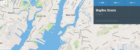TileMill   Fast and beautiful maps   Binterest   Scoop.it