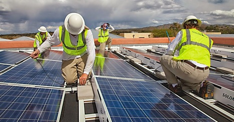 Things Commercial Solar Customers Should Keep in Mind When Installing a Solar PV System on their Rooftop | Enhar Pty Ltd | Scoop.it